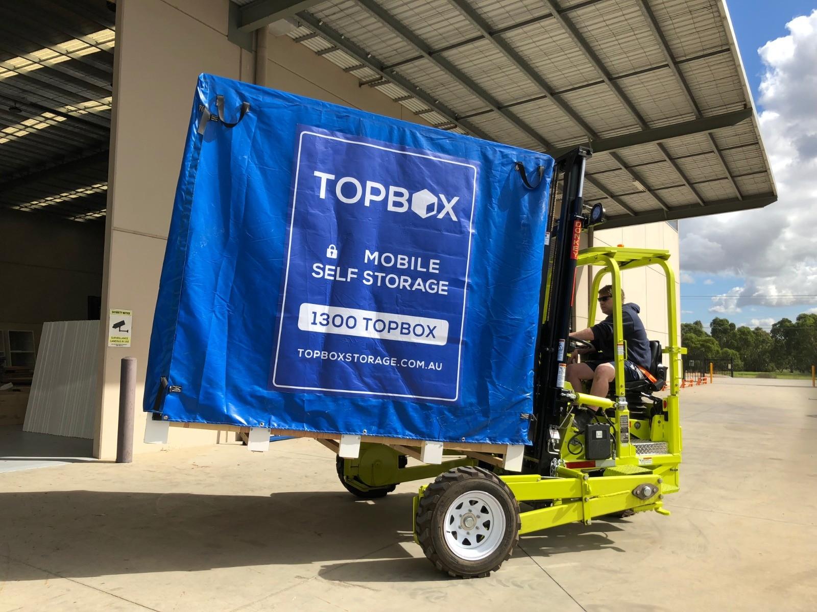TOPBOX Storage
