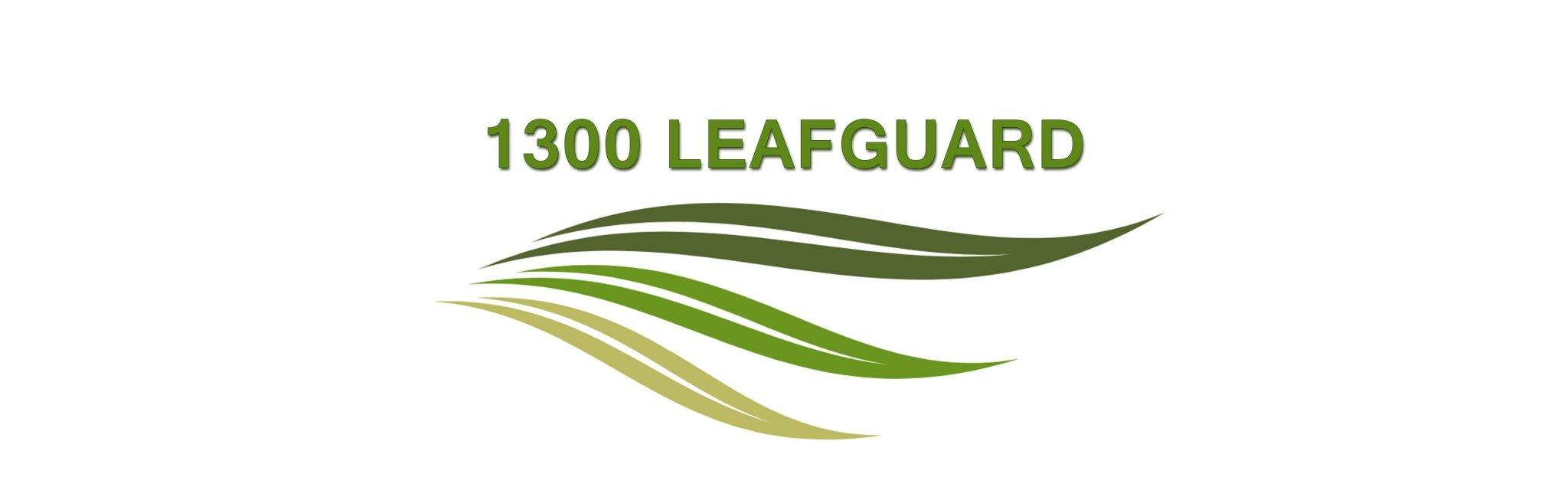 1300 LEAFGUARD