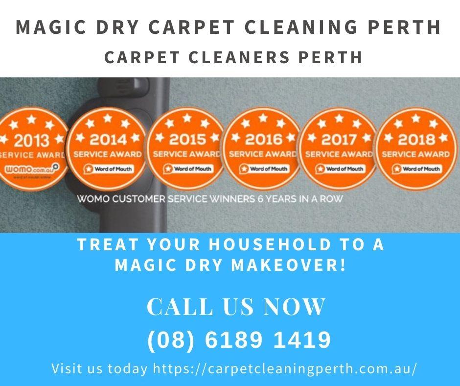Magic Dry Carpet Cleaning Perth