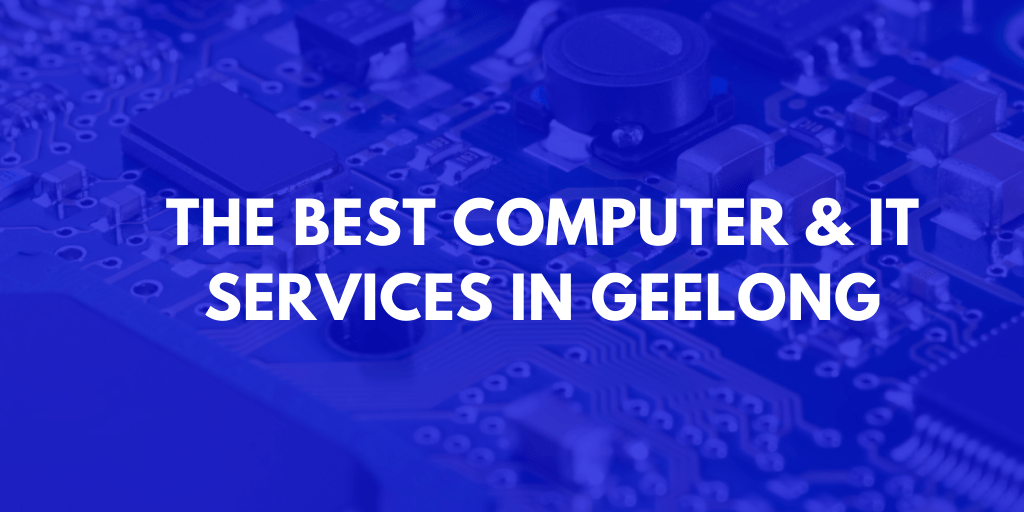 best IT services geelong