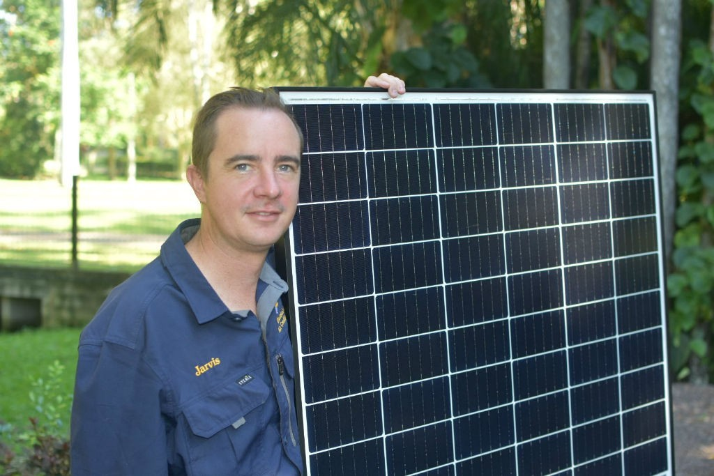 Solar Repair Service Brisbane