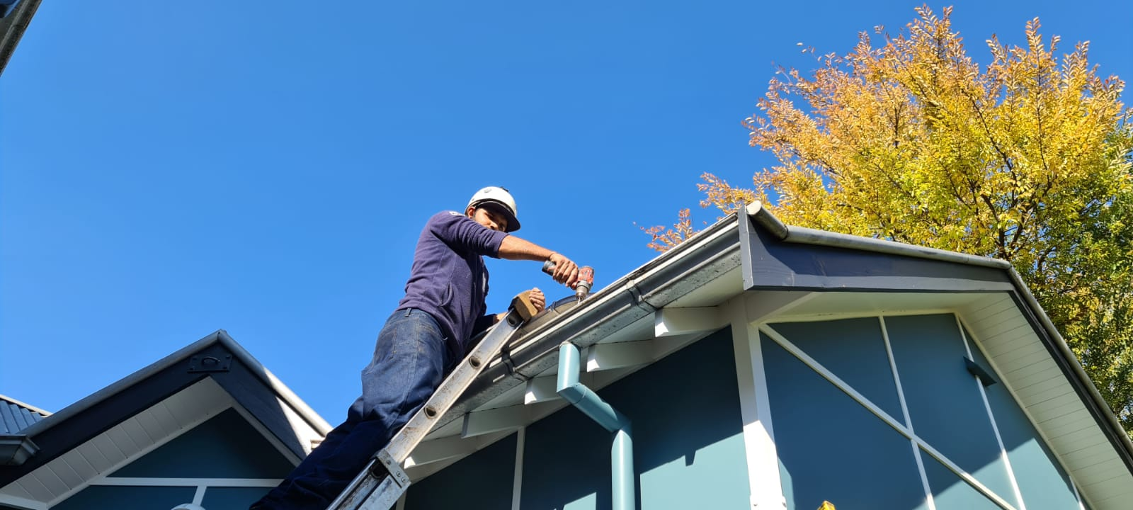Box Gutter Cleaning