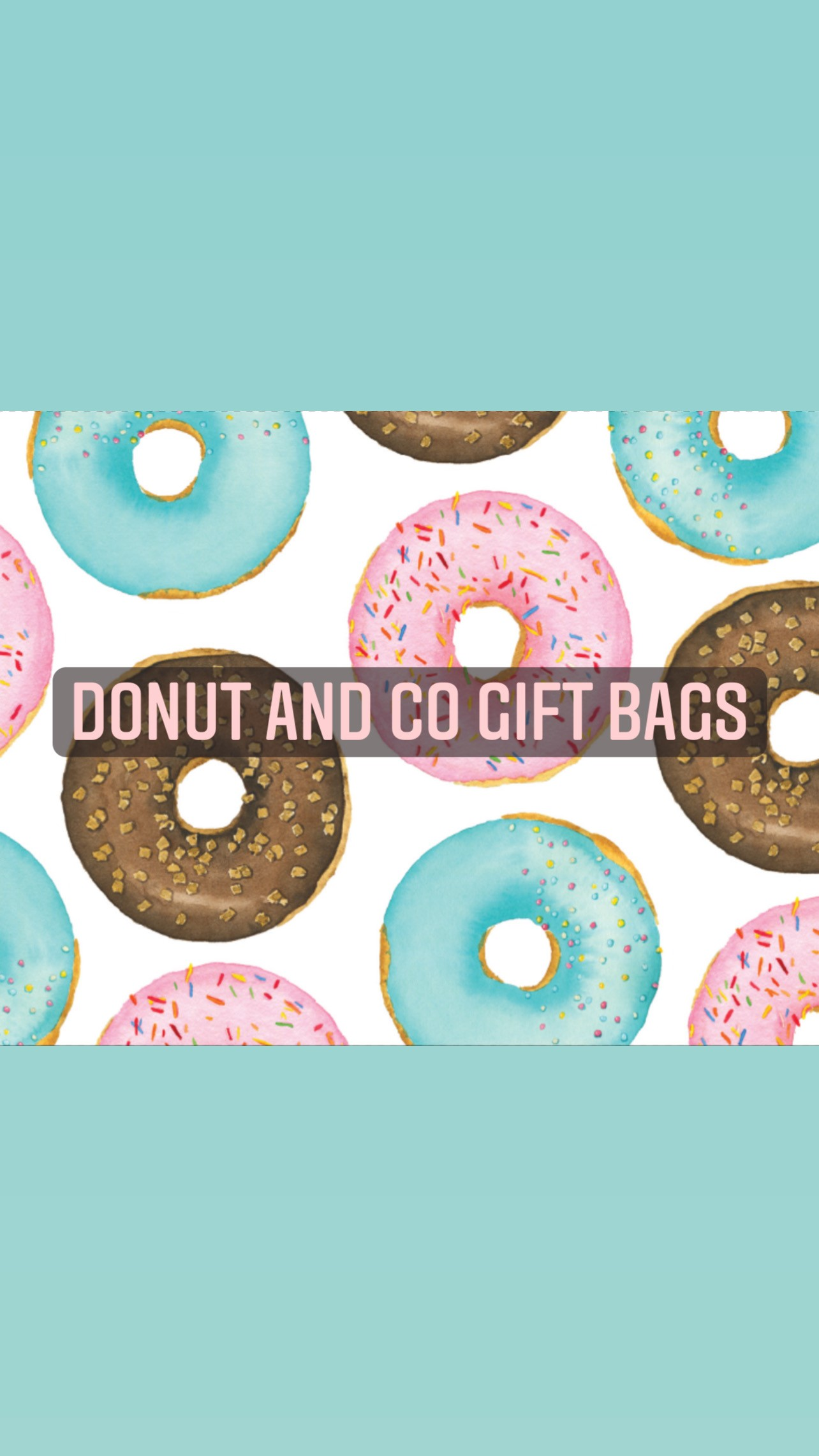 Donut & Co. Gift Bags
