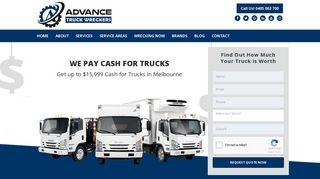 Advance Truck Wreckers