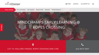 Mindchamps Ropes Crossing
