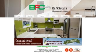 BFC Building Group & Kitchens