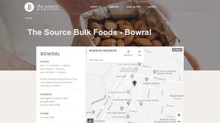 The Source Bulk Foods Bowral