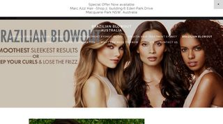 Brazilian Blowout Australia