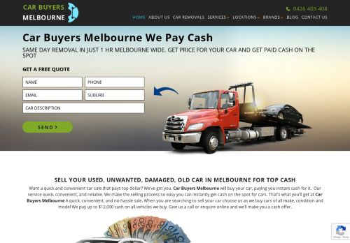 Car Buyers Melbourne