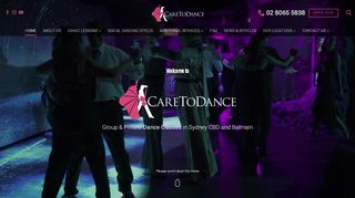 Caretodance Sydney
