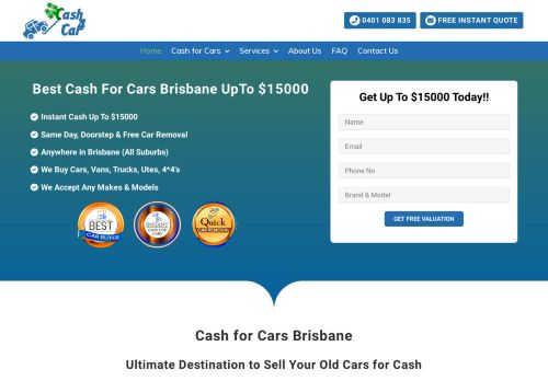 Cash4Carservices