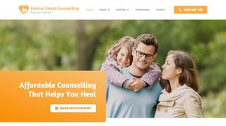 Central Coast Counselling – Susan Felsch