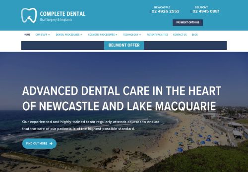 Complete Dental Oral Surgery and Implants