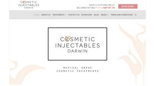 Cosmetic Injectables Darwin Review Ratings & Information