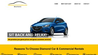Diamond Car and Commercial Rentals Pty Ltd