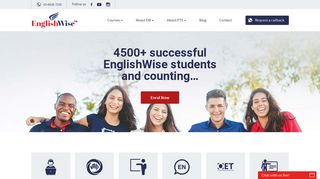 EnglishWise Sydney – PTE, IELTS, OET and NAATI CCL Coaching