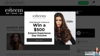 esteem hair beauty