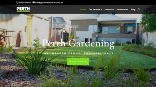 Perth Gardening Experts