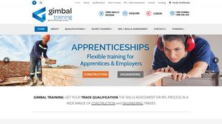 Trade Certificates and Skills Assessment Provider Gimbal Group