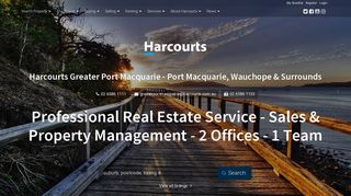 Harcourts Port Macquarie