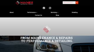 Haines Mechanical & Detail