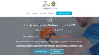 Zeal Handyman Services