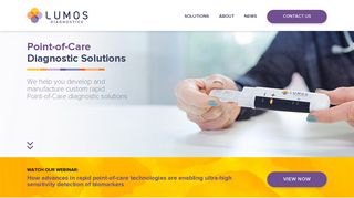 Lumos Diagnostics