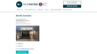 Medi Physio Bondi Junction