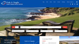 Merimbula Real Estate