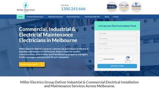 Miller Electrics Group
