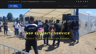 National Security Protection