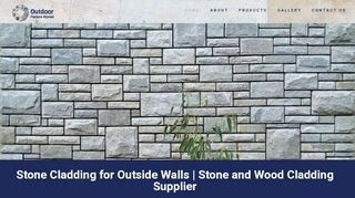 Outdoor Feature Stones