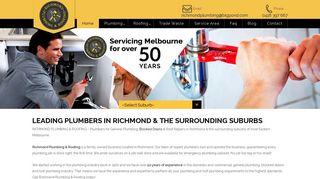 richmond plumbing & Roofing
