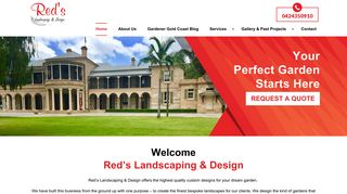 Red's Landscaping and Design