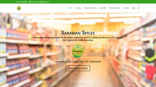 Sarawan Spices