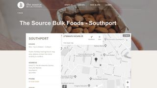 The Source Bulk Foods Southport