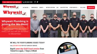 Whywait Plumbing Services