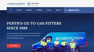 Accord Plumbing & Gas Services