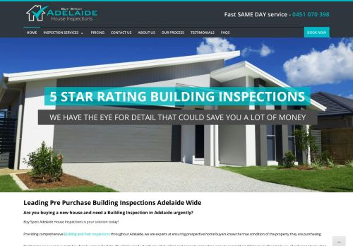Adelaide House Inspections