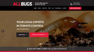 All Bugs Termite Management Services Pty Ltd