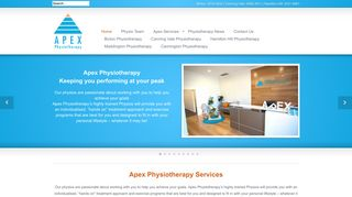 Apex Physiotherapy Cannington