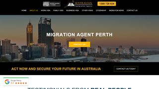 Australian Immigration Agency Perth