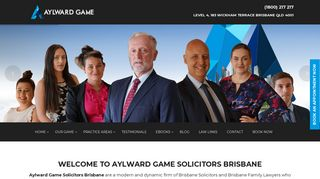 Aylward Game Solicitors