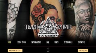 Base 9 Tattoos