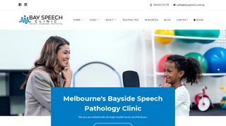 Bay Speech Clinic