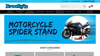 Brookys Motorcycle Accessories