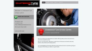 Chatswood Tyre & Auto Centre