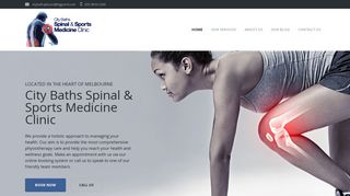 City Baths Spinal and Sports Medicine Clinic