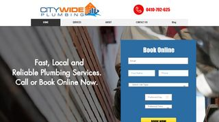 City Wide Plumbing Services
