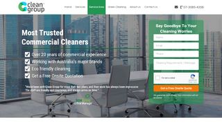 Clean Group – Brisbane